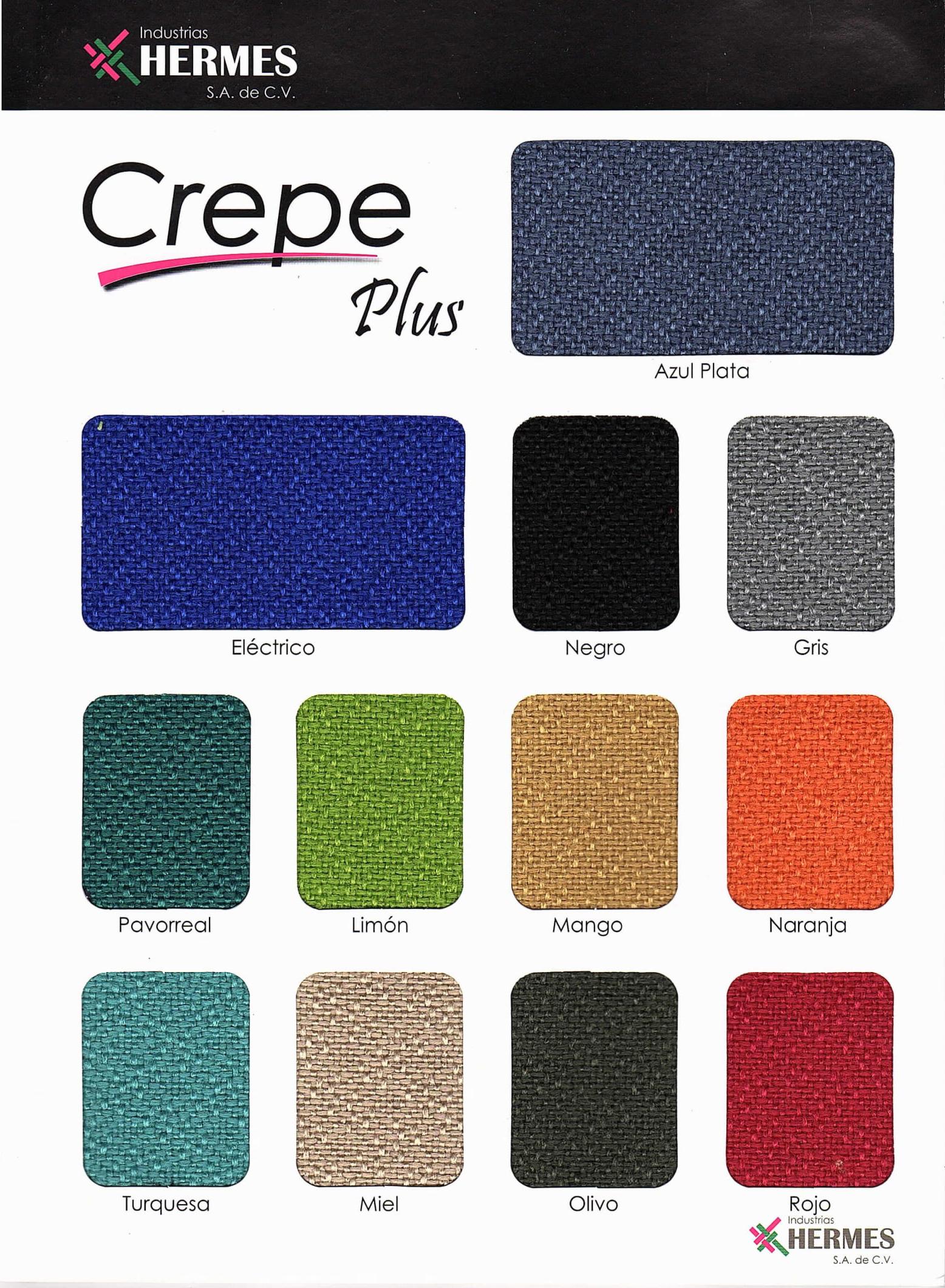 Crepe 01 de 03-Colores Tela (Crepe Plus y Mini Crepe)-1